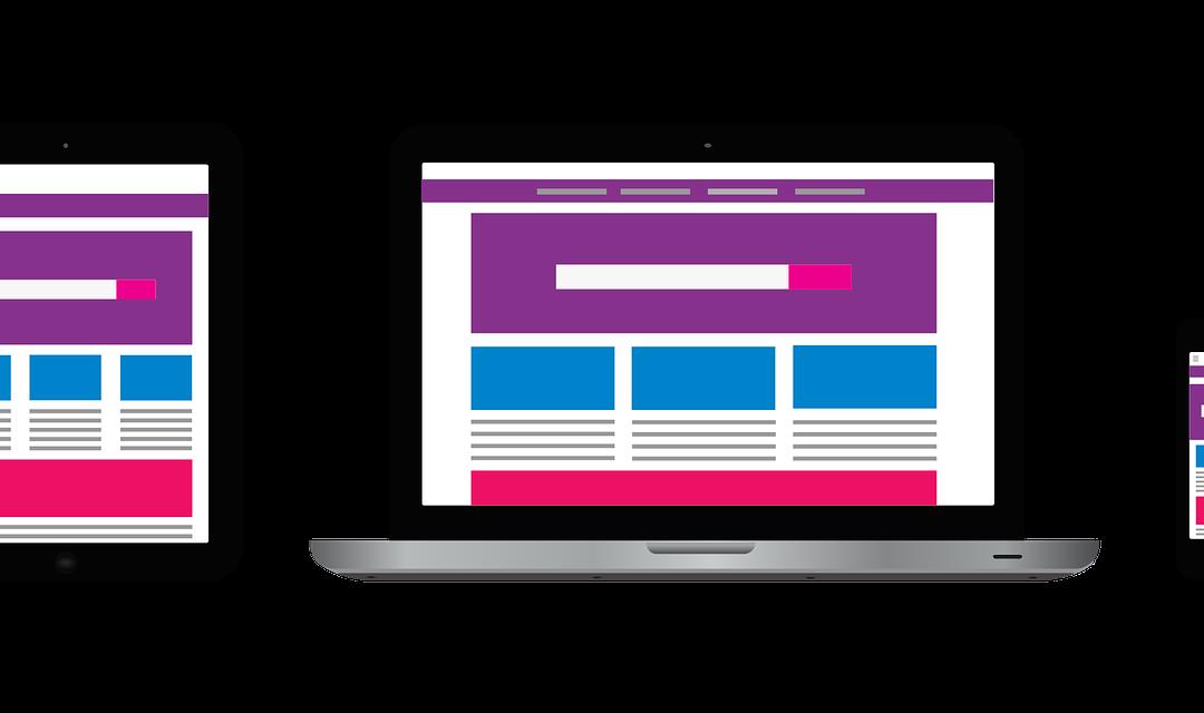 Diseño de una web adaptable. Una acción necesaria en el diseño de nuestra página web.